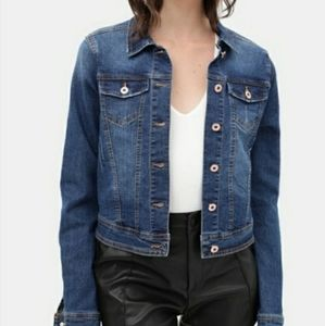 Jackets & Blazers - Denim Jacket